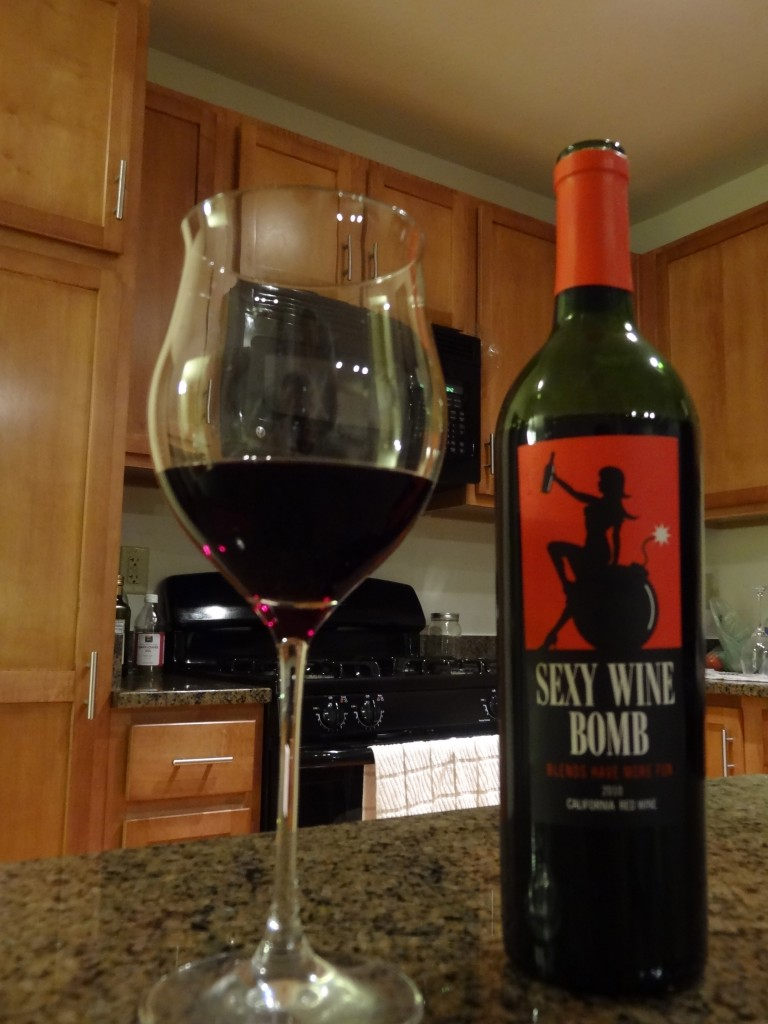 Sexy Bomb Wine Blends Have More Fun