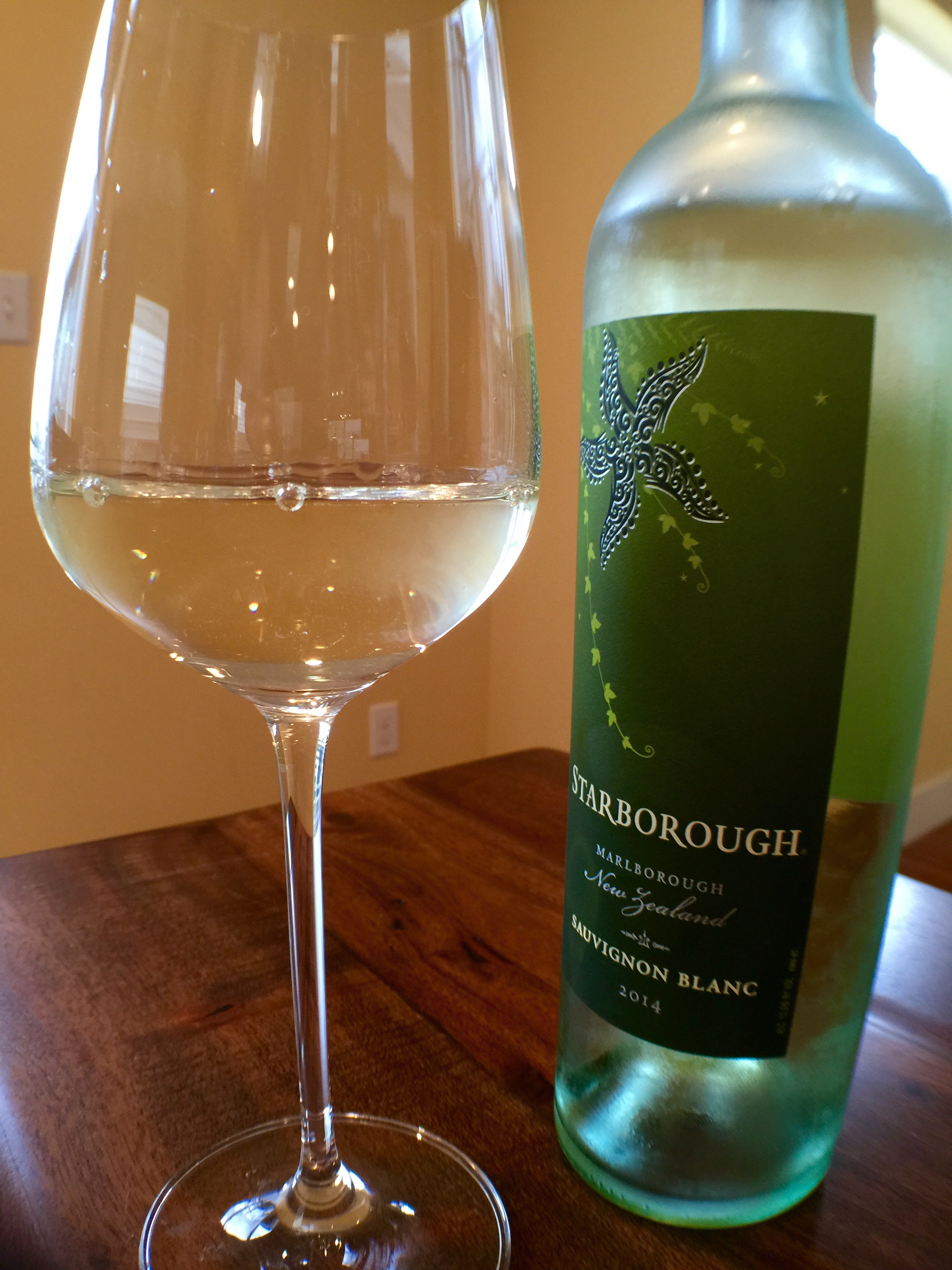 2014 Starborough Sauvignon Blanc