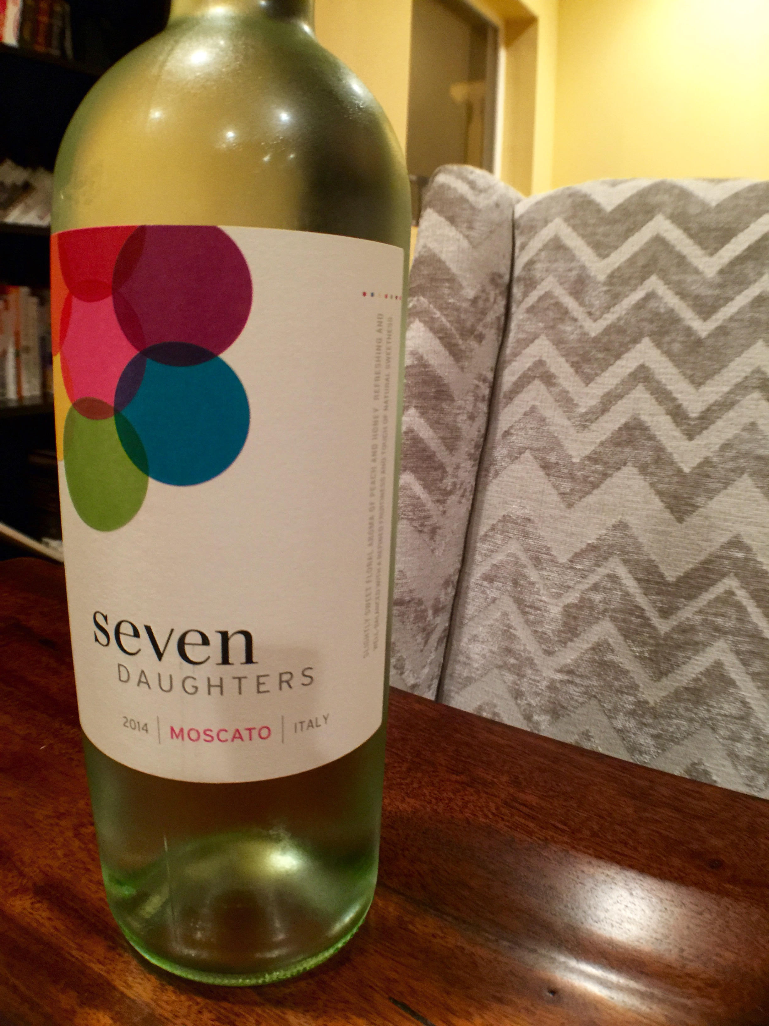 2014 Seven Daughters Moscato