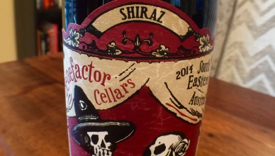 Benefactor Cellars Shiraz 2014