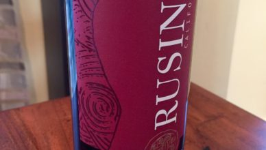 Rusina Symposia 2010 Bottle