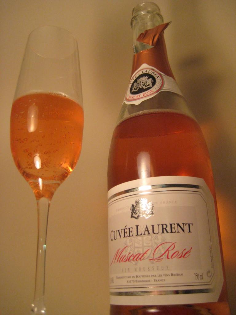 Cuvée Laurent Muscat Rosé