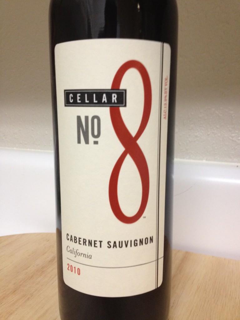 2010 Cellar No. 8 Cabernet Sauvignon