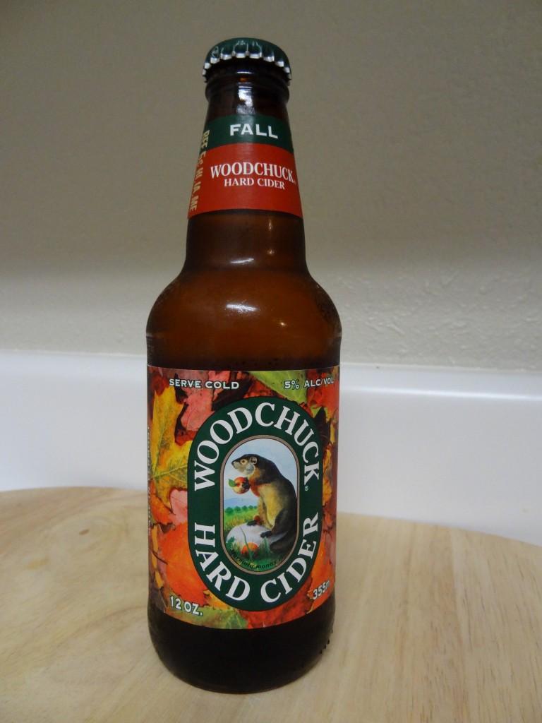Woodchuck Fall