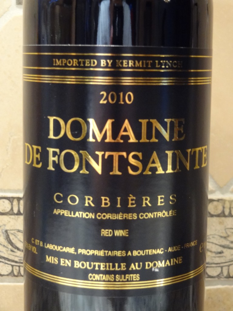 2010 Domaine De Fontsainte Rouge