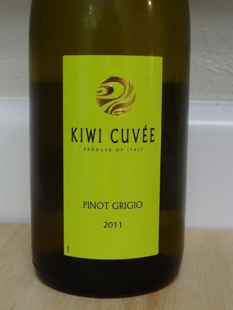 2011 Kiwi Cuvée Pinot Grigio
