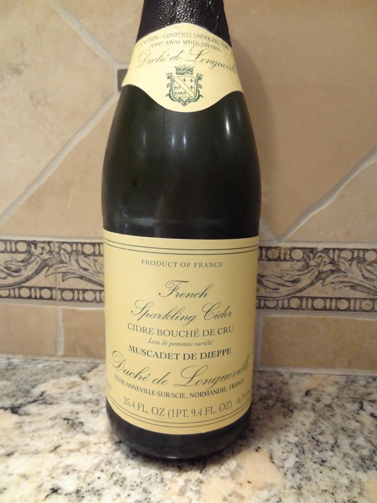 Duché de Longueville French Sparkling Cider
