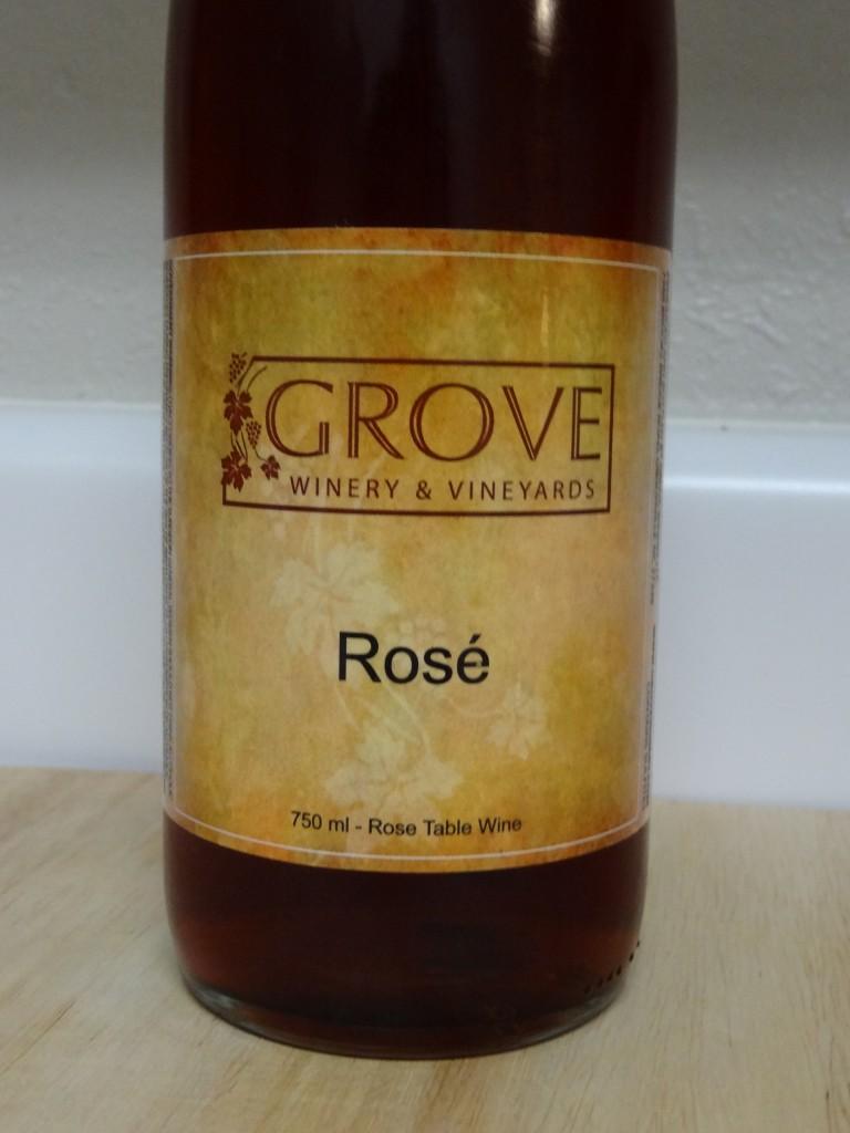 Grove Winery Rosé