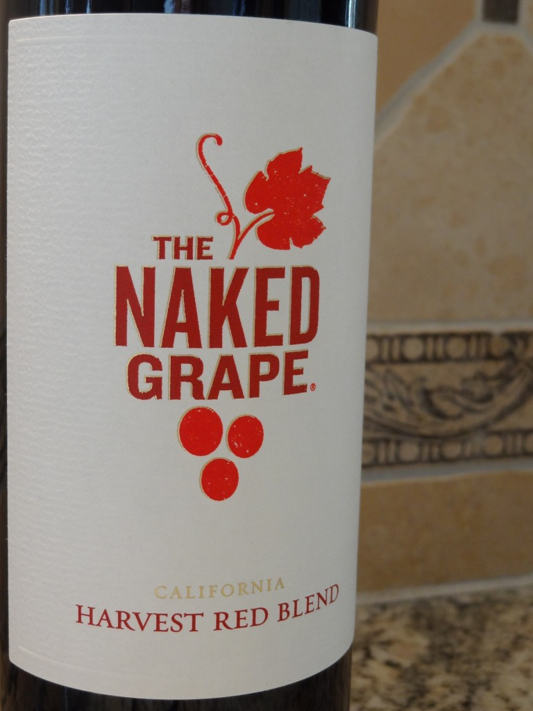 The Naked Grape Harvest Red Blend