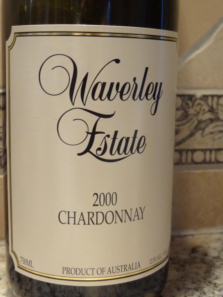 2000 Waverley Estate Chardonnay
