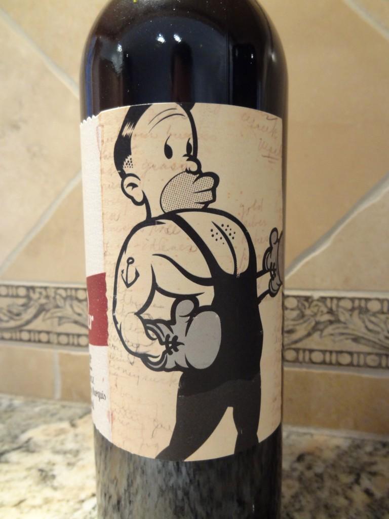 """2010 Mollydooker """"The Boxer"""" Shiraz"""
