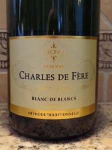 Charles de Fère Reserve Brut Blanc de Blancs