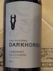 2011 Darkhorse Cabernet Sauvignon