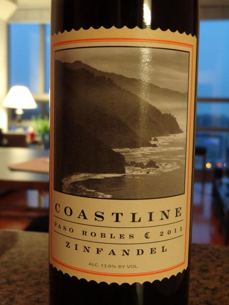 2011 Coastline Zinfandel