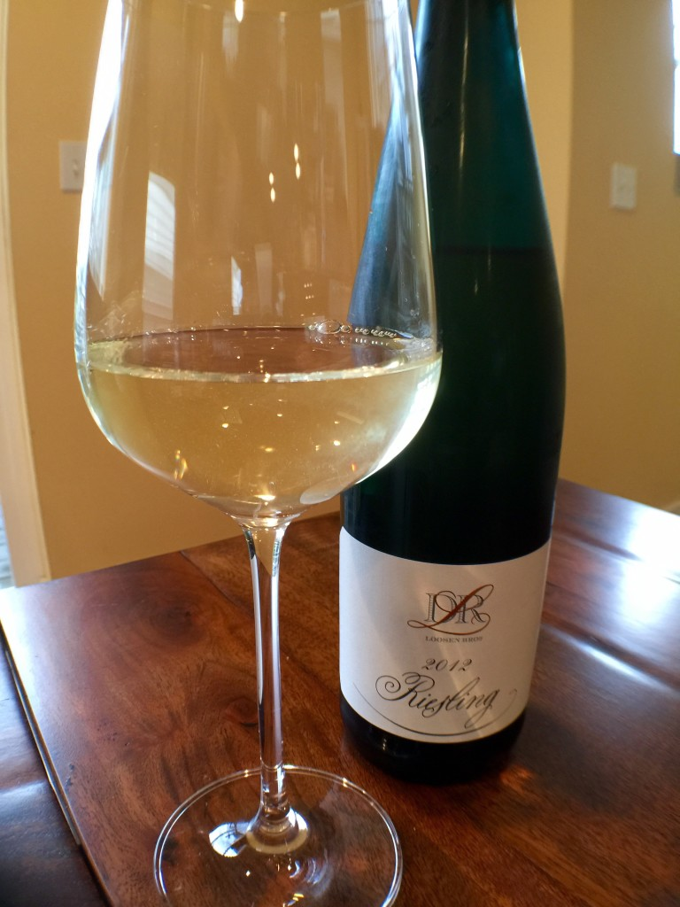 2012 Dr. L Riesling