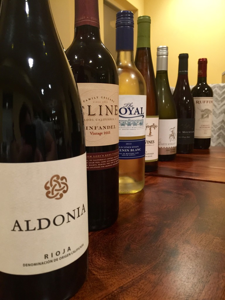 Best Wines for Thanksgiving 2015