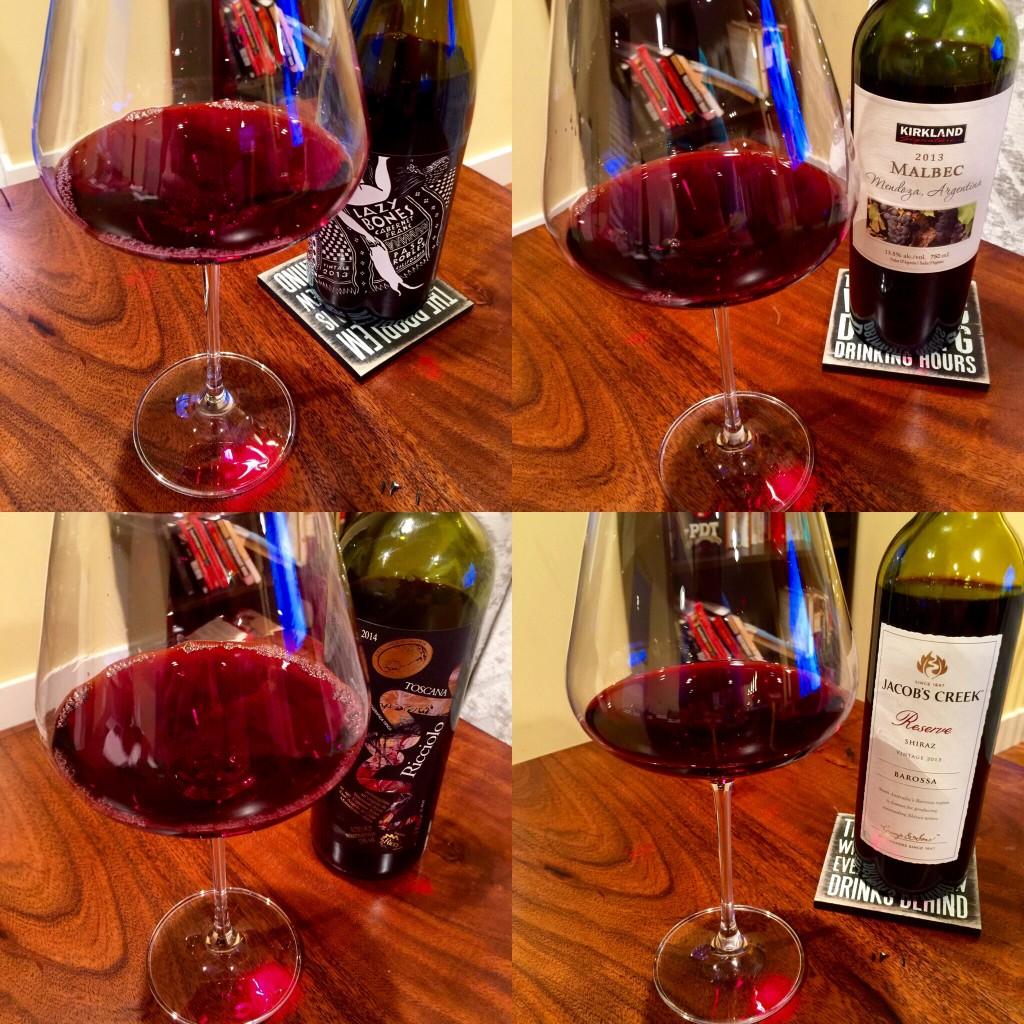 Wine 102 The Reds