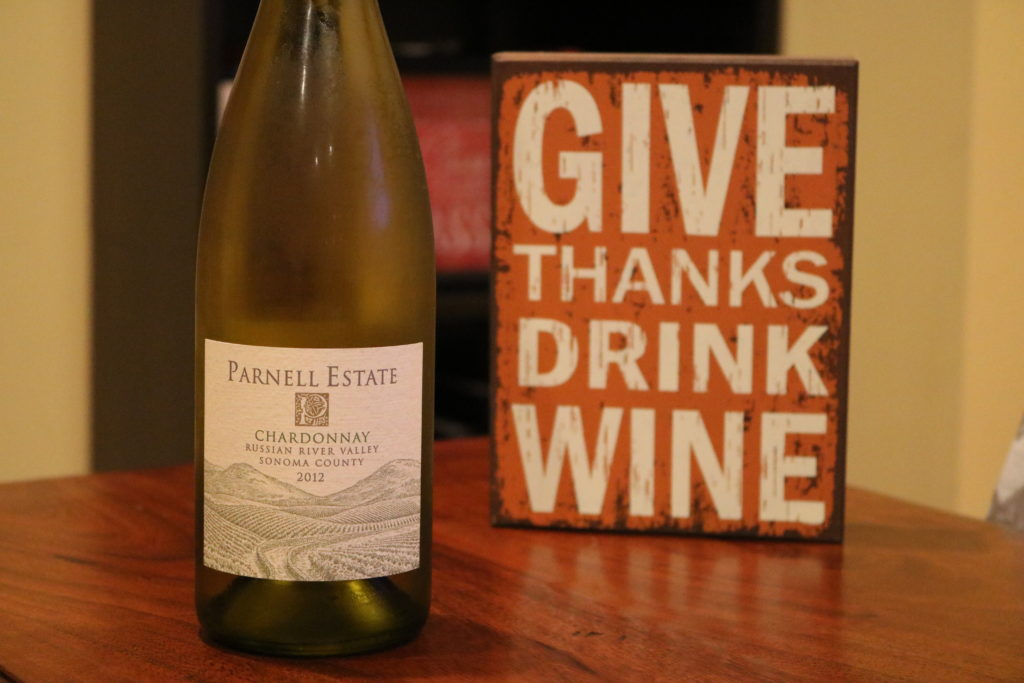 Parnell Estate Chardonnay 2012 - First Pour Wine