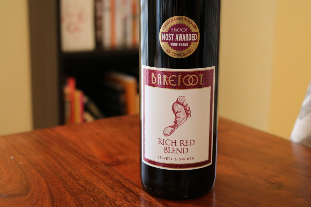 Barefoot Rich Red Blend - First Pour Wine
